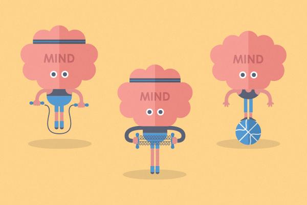 Med Headspace trener du opp sinnet ditt for å klare utforninger bedre. Foto: Headspace.com